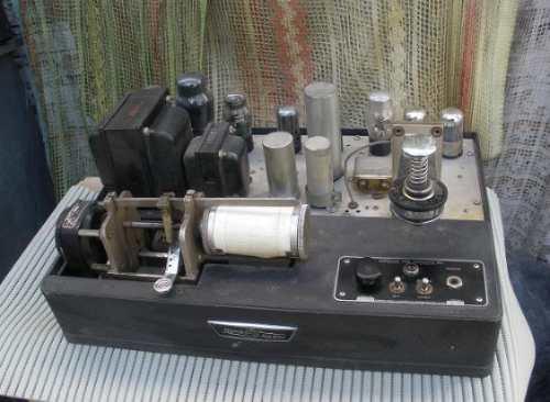 antiguo probador electronico de relojes de los 50`s