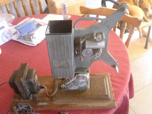 antiguo proyector de cine keysone