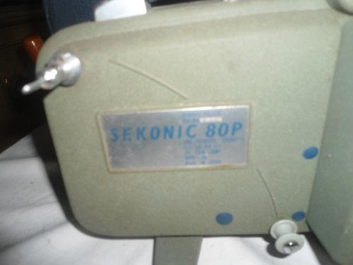 antiguo proyector en buen estado