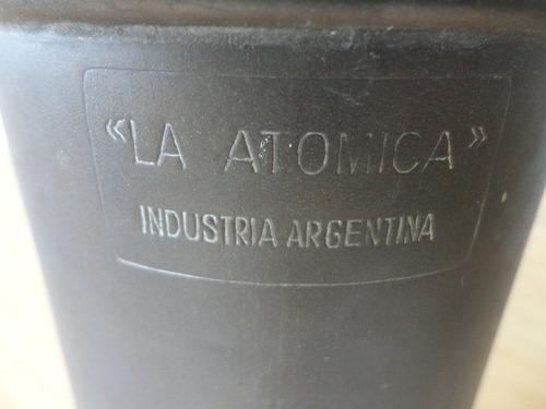 antiguo pulverizador de bronce  la atomica