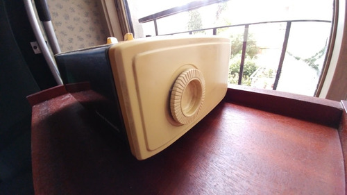 antiguo radio rejoj despertador national panasonic rc-75b