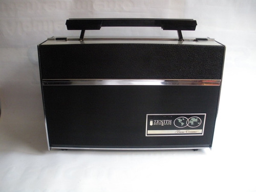 antiguo radio zenith royal 7000 transoceanico 1970 multiband