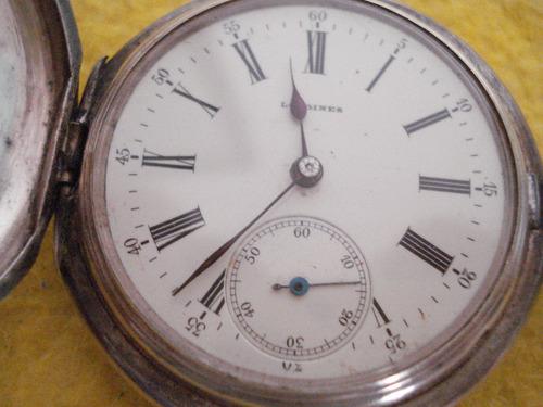 antiguo reloj bolsillo