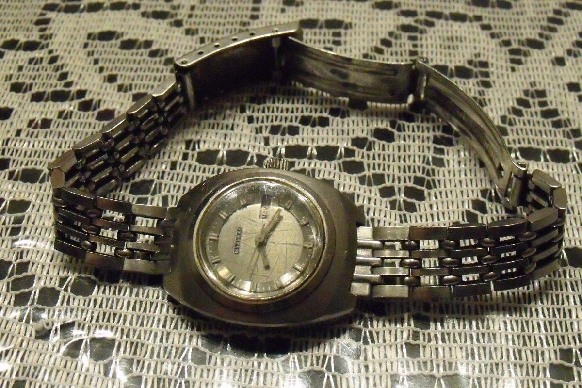 V2 00 Cosmostar Automatico450 Antiguo Reloj Citizen wN8vOm0n