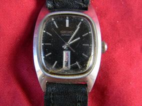 Antiguo Reloj Dama Seiko Automatic 2906 0020 T Fecha Envíos