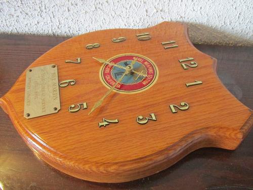 antiguo reloj de barco estacion naval concord exclusivo