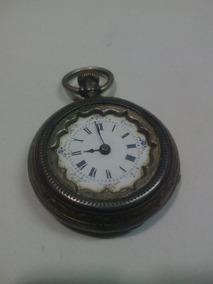 27be7a32844b Reloj De Bolsillo Plata Antiguos en Mercado Libre Argentina
