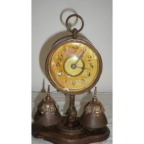 9b2f73352b68 Reloj Mesa Antiguo Joyas Y Relojes - Antigüedades en San Fernando en Mercado  Libre Argentina