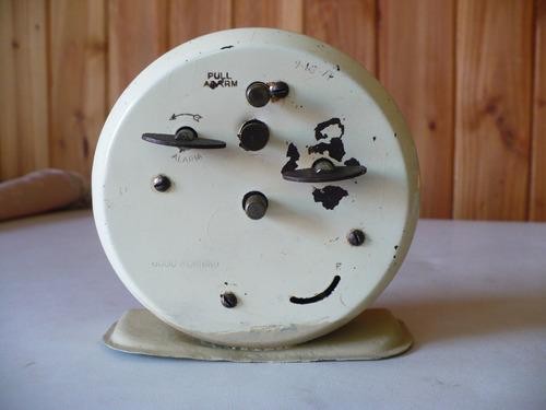 antiguo reloj despertador westclox
