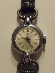 Antiguo Reloj Election Para Dama
