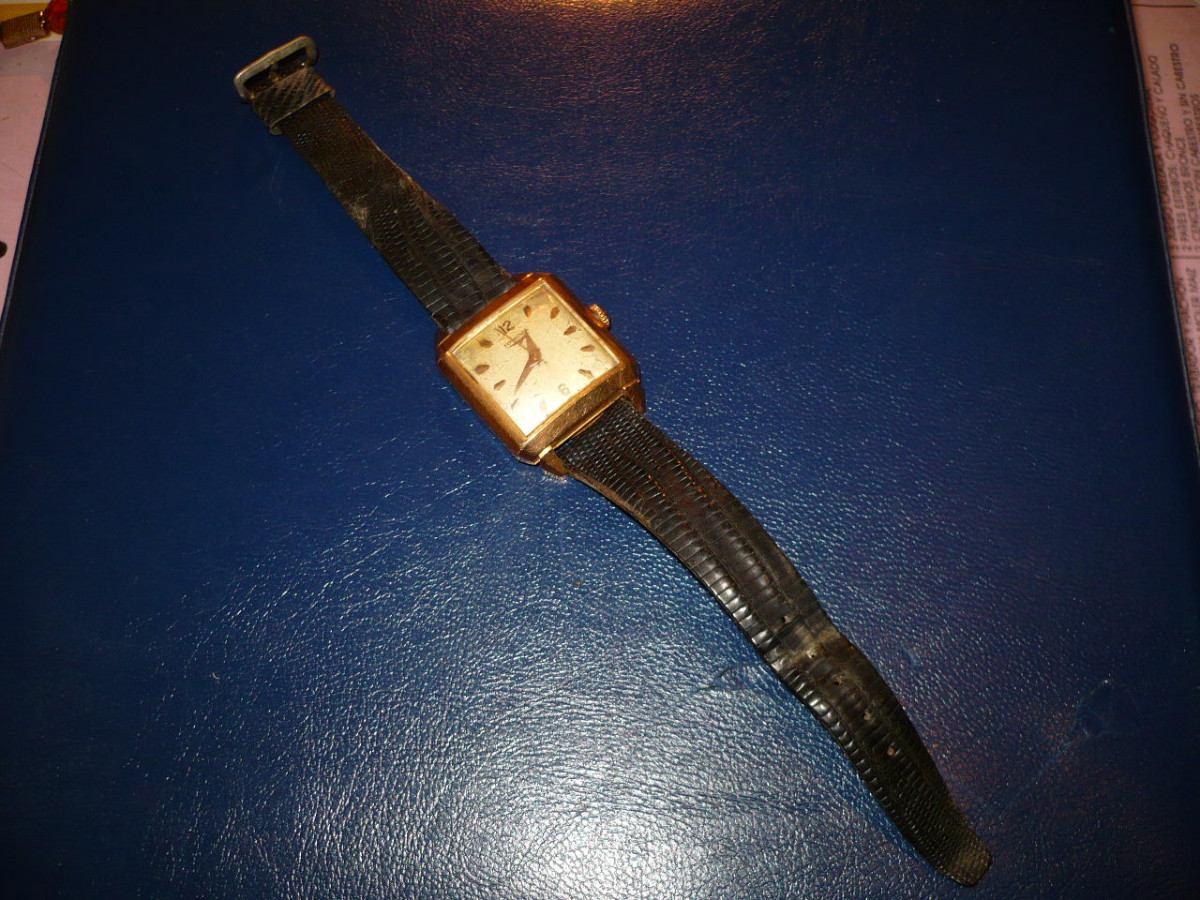 Reloj longines oro mujer antiguo