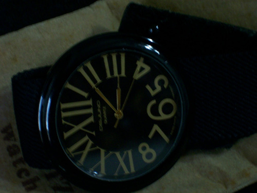 antiguo reloj pulsera de dama dejuno quartz watch