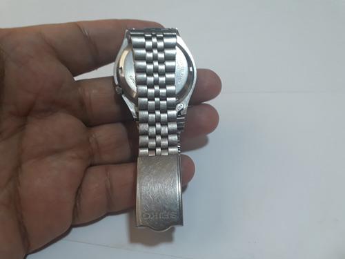 antiguo reloj seiko 5 automático: 7s26 - 3040 f / 70's