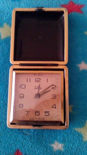 antiguo reloj silco