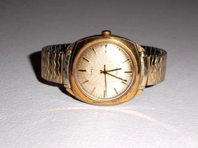 Antiguo Reloj Timex Electric Para Hombre Contra Agua Años 60