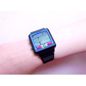 Antiguo Reloj Vintage No Game Watch Juego Años 80 Genérico