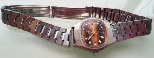 antiguo retro vintage reloj dama corrnavin-tomo art-pompeya