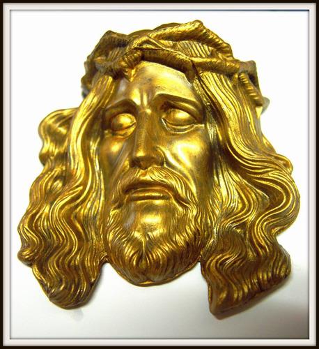 antiguo rostro de cristo de casa escasany