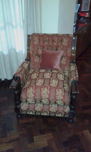 antiguo sillones juego