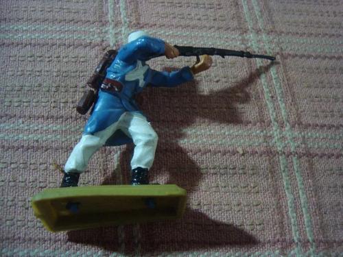 antiguo soldadito juguete