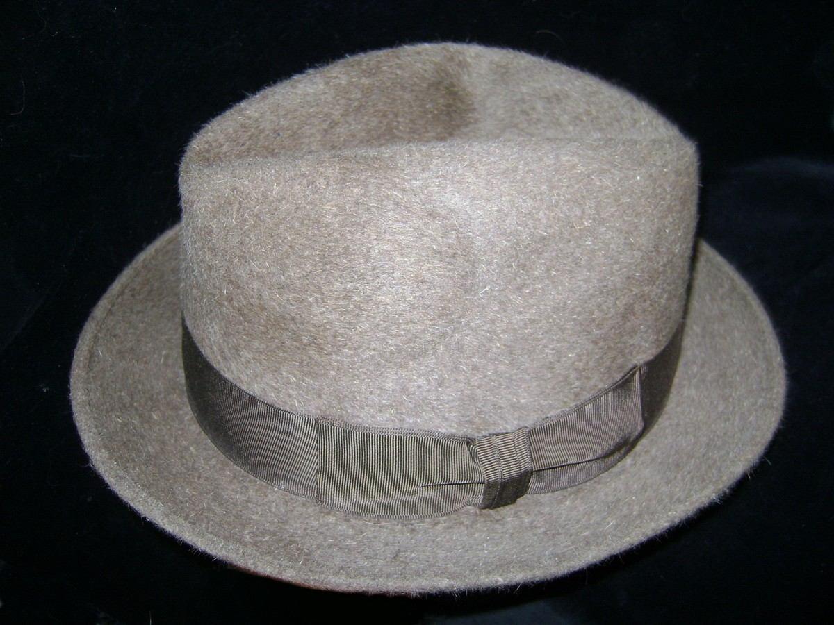 antiguo sombrero borsalino battersby inglés impecable estado. Cargando zoom. 2b8398bdb91