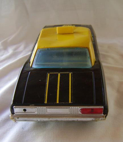 antiguo taxi gorgo chevrolet camaro industria argentina