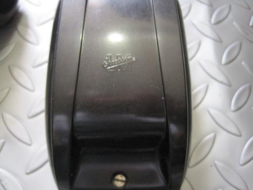 antiguo telefono baquelita pared lm ericsson vintage deco