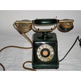 Antiguo Telefono Latvia Ptvgd Letonia Exc Estado Funcionando