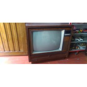 Antiguo Televisor Colecciónable Y Decorativo