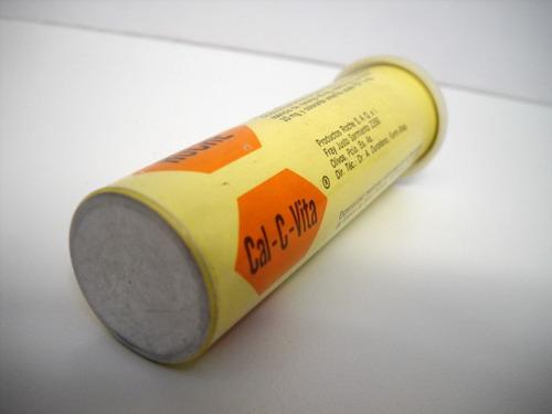 Antiguo tubo maduro com