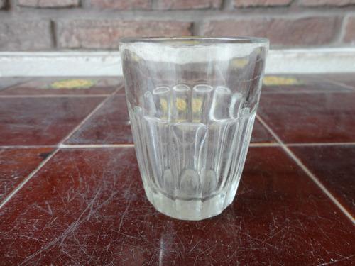 antiguo vaso de pulperia o boliche