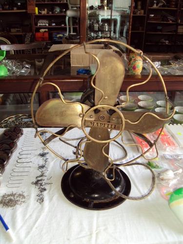 antiguo ventilador marelli funcionando