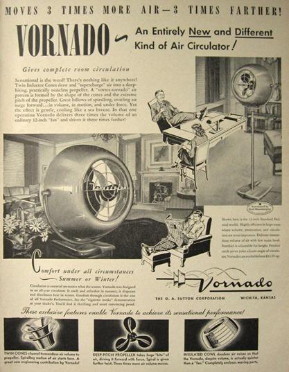 Ventilador Vornado - Ventilador en Mercado Libre