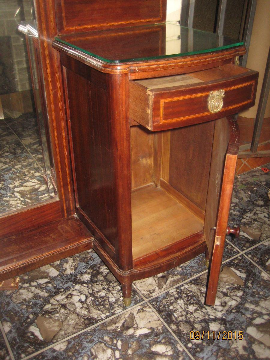 Antiguo vestidor resividor espejo vicelado de cuerpo for Comprar espejo cuerpo entero