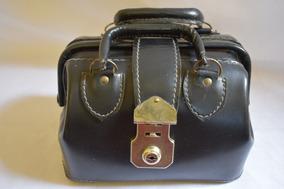 varios diseños estilos de moda precio más bajo con Antiguo Vintage Maletín De Médico Para Viaje S.xix