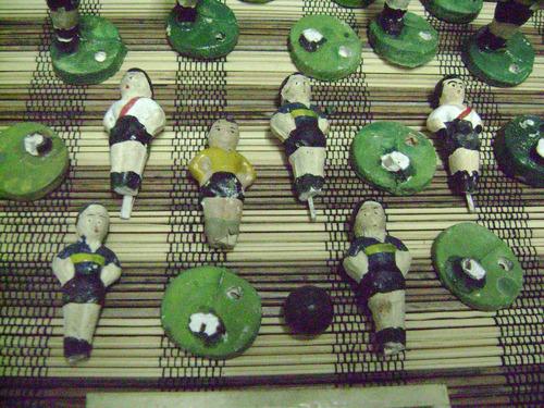 antiguos adornos de torta jugadores boca - river