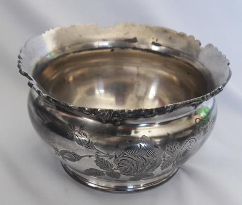 antiguos bowls reed & barton metal plateado