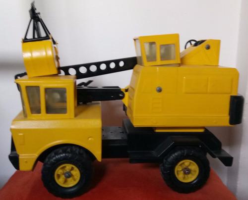 antiguos carros tonka - hojalata