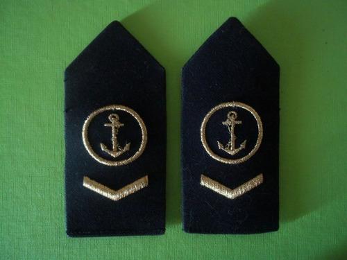 antiguos grados navales