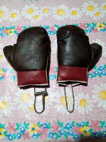 Antiguos Niños Guantes De Juguete Boxeo kXOZuPi