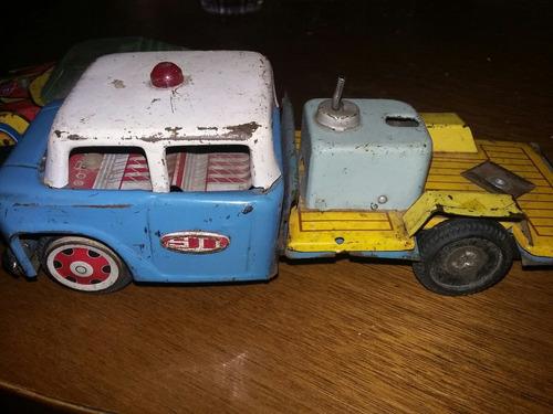 antiguos juguetes de chapa