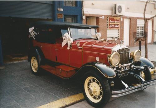 antiguos para eventos alquiler autos
