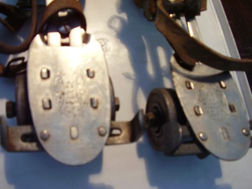 antiguos patines años 50