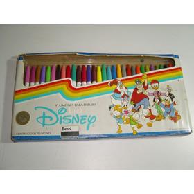 Antiguos Plumones Berol Walt Disney (30)