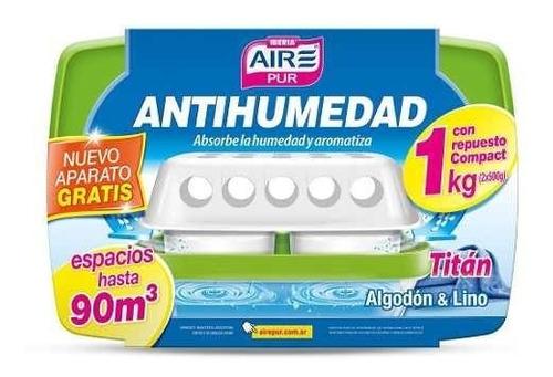 antihumedad  con  perfumante aire pur titan  1kg