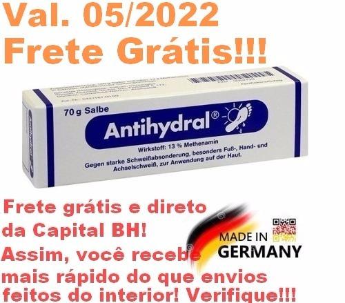 antihydral 70gr - belo horizonte envio imediato