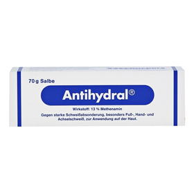 Antihydral Salbe 70g Original { Pronta Entrega } Germany