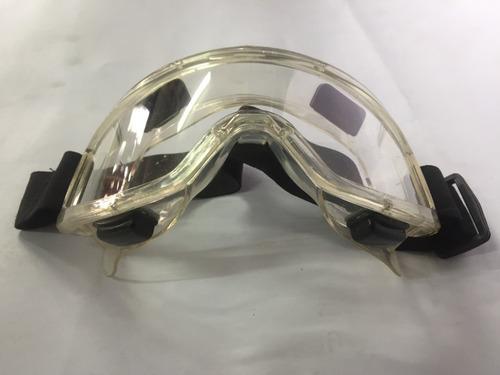 antiparras de seguridad con ventilación indirecta