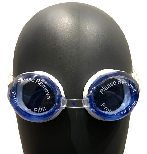 antiparras natación vadox classic no espejadas tres colores