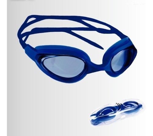 antiparras natacion wave sport 100% silicona adultos